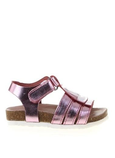 Mammaramma Mammaramma Deri Sandalet Pembe